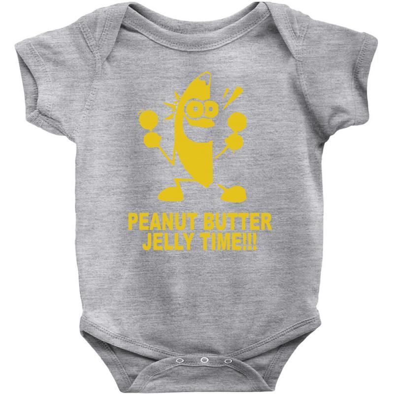 Jelly Time Banana Baby Bodysuit | Artistshot