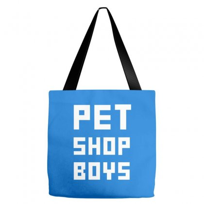 Pet Shop Boy New Tote Bags Designed By Cuser388