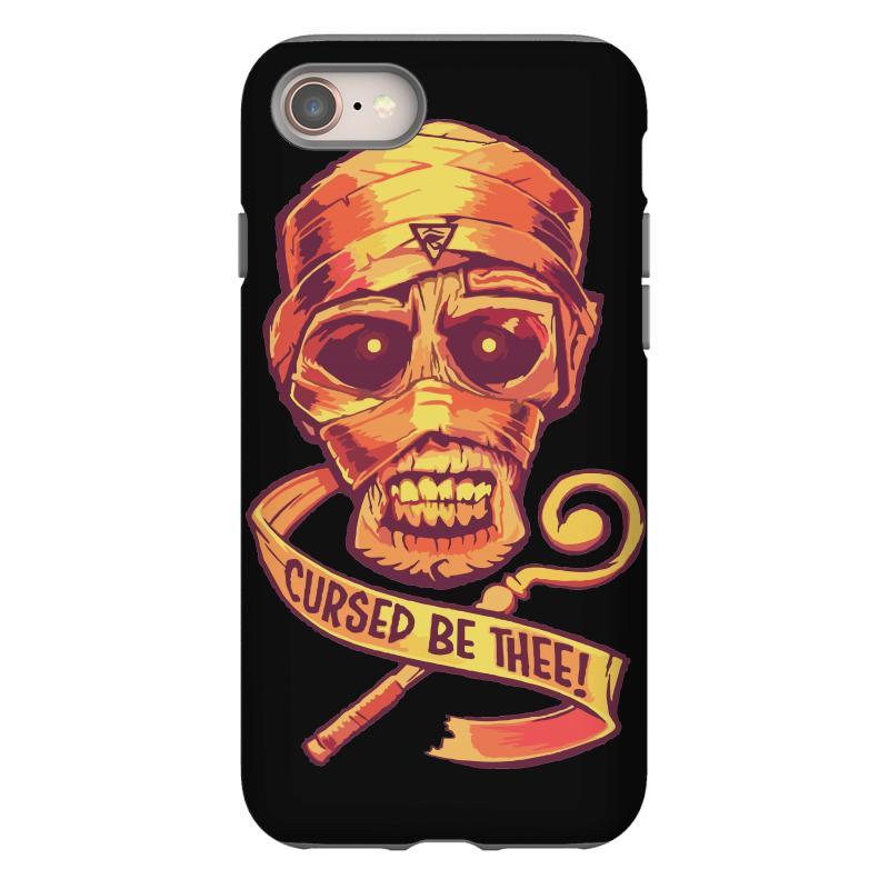 The Cursed Mummy Iphone 8   Artistshot