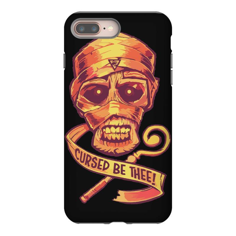 The Cursed Mummy Iphone 8 Plus   Artistshot