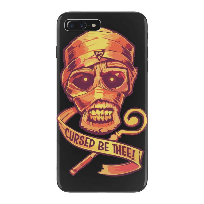 The Cursed Mummy Iphone 7 Plus Case | Artistshot