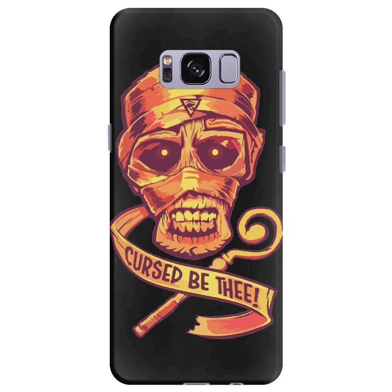The Cursed Mummy Samsung Galaxy S8 Plus | Artistshot
