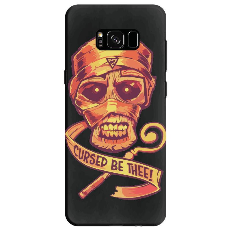 The Cursed Mummy Samsung Galaxy S8   Artistshot