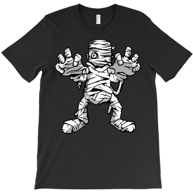 Really Scary Mummy T-shirt | Artistshot