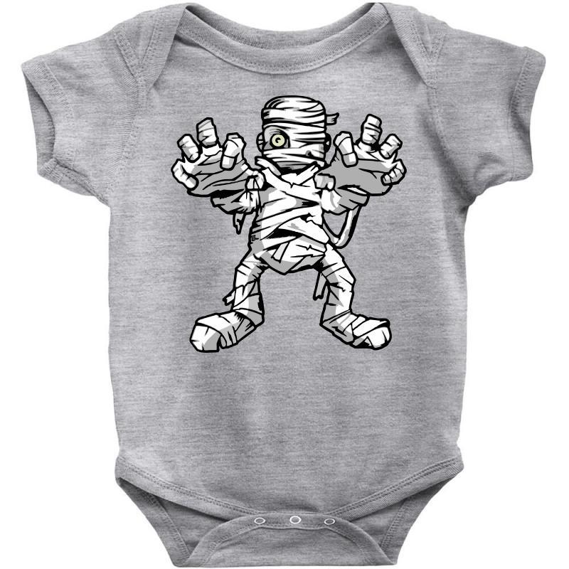 Really Scary Mummy Baby Bodysuit   Artistshot