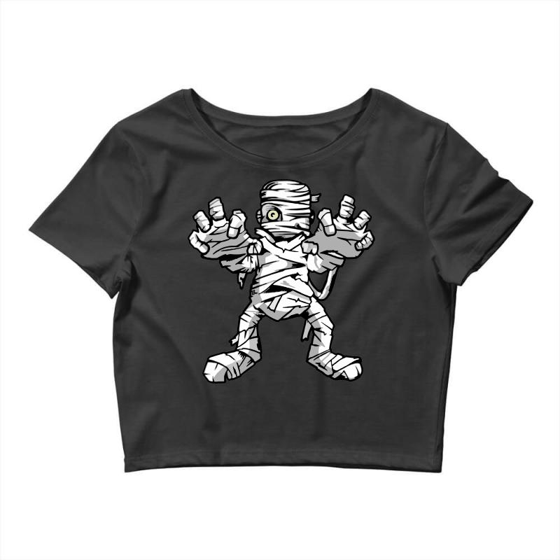 Really Scary Mummy Crop Top | Artistshot