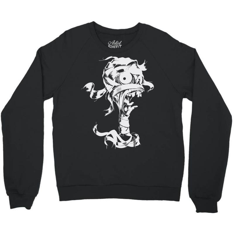 Mummy Crewneck Sweatshirt | Artistshot