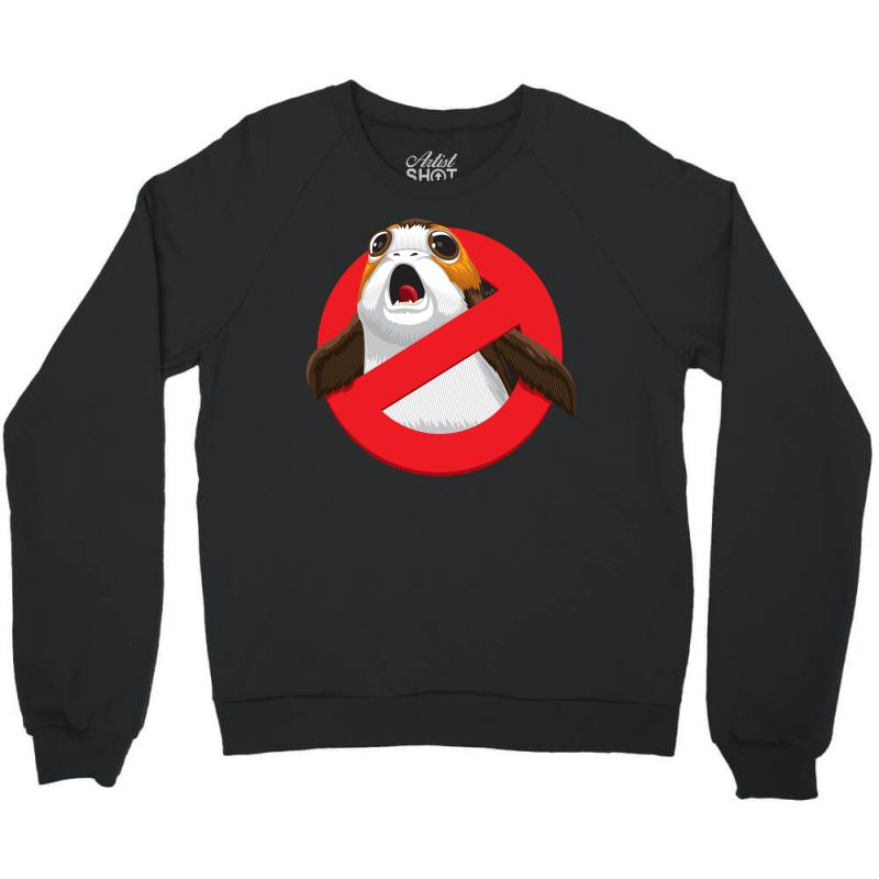 No Porgs! Crewneck Sweatshirt | Artistshot