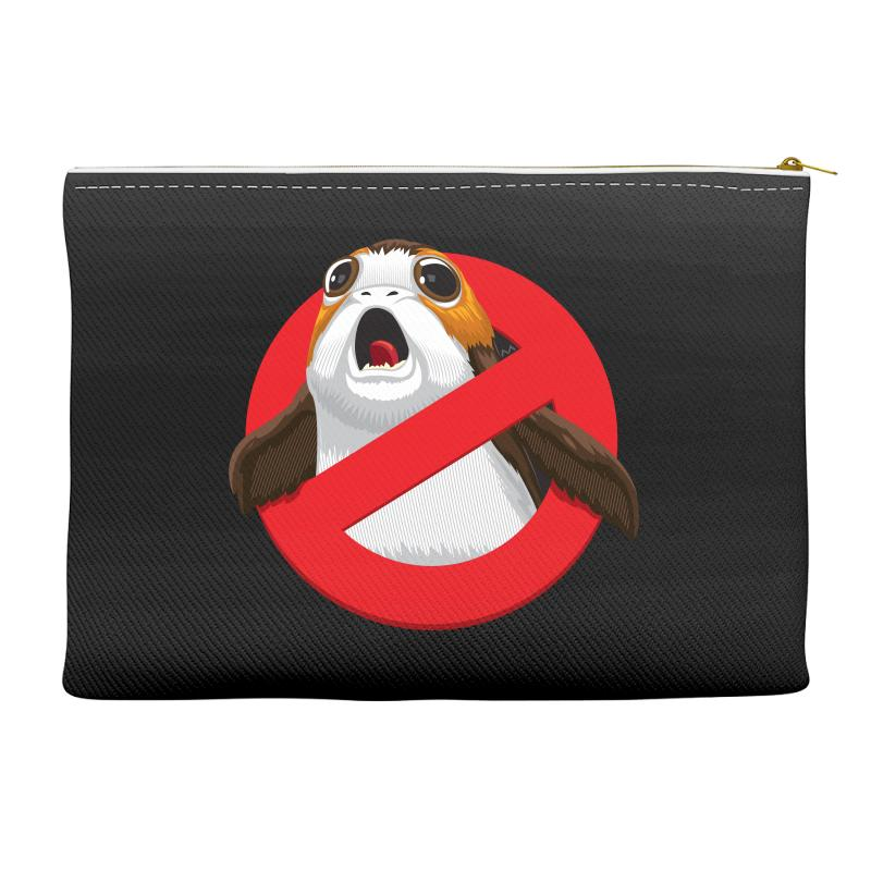 No Porgs! Accessory Pouches | Artistshot