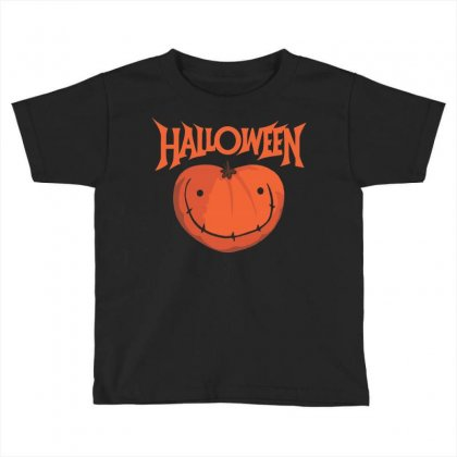 Halloween Toddler T-shirt Designed By Sbm052017