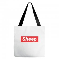 Sheep (iDubbbz Merch) Supreme Tote Bags | Artistshot