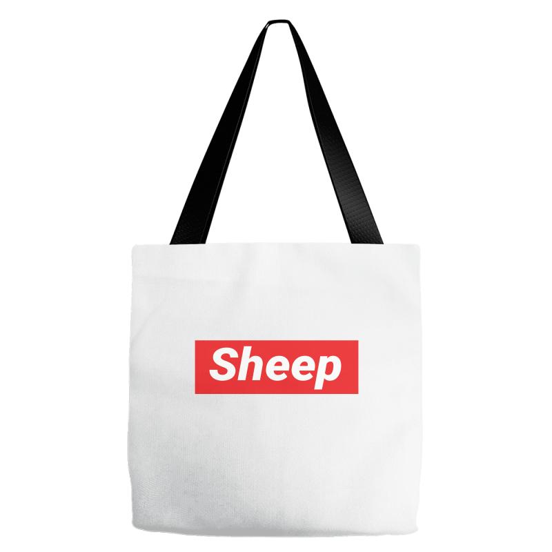 Sheep (idubbbz Merch) Supreme Tote Bags | Artistshot