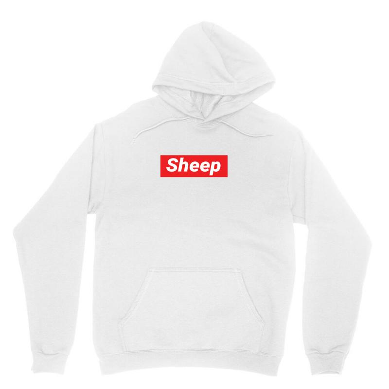 Sheep (idubbbz Merch) Supreme Unisex Hoodie | Artistshot