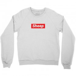 Sheep (iDubbbz Merch) Supreme Crewneck Sweatshirt | Artistshot
