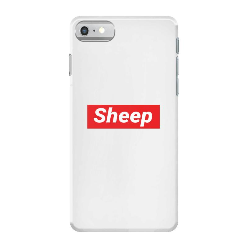Sheep (idubbbz Merch) Supreme Iphone 7 Case | Artistshot