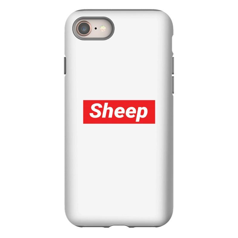 sheep iphone 8 case
