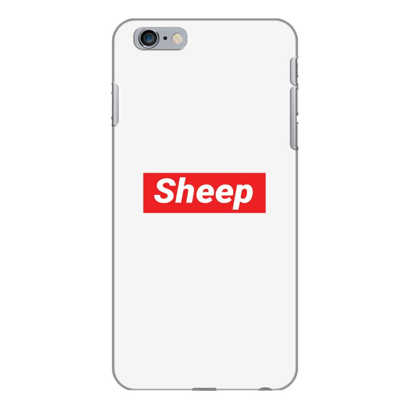 Sheep (idubbbz Merch) Supreme Iphone 6 Plus/6s Plus Case | Artistshot