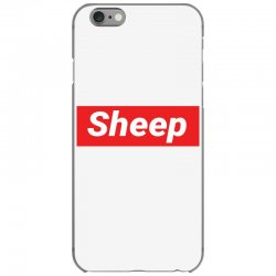 Sheep (iDubbbz Merch) Supreme iPhone 6/6s Case | Artistshot