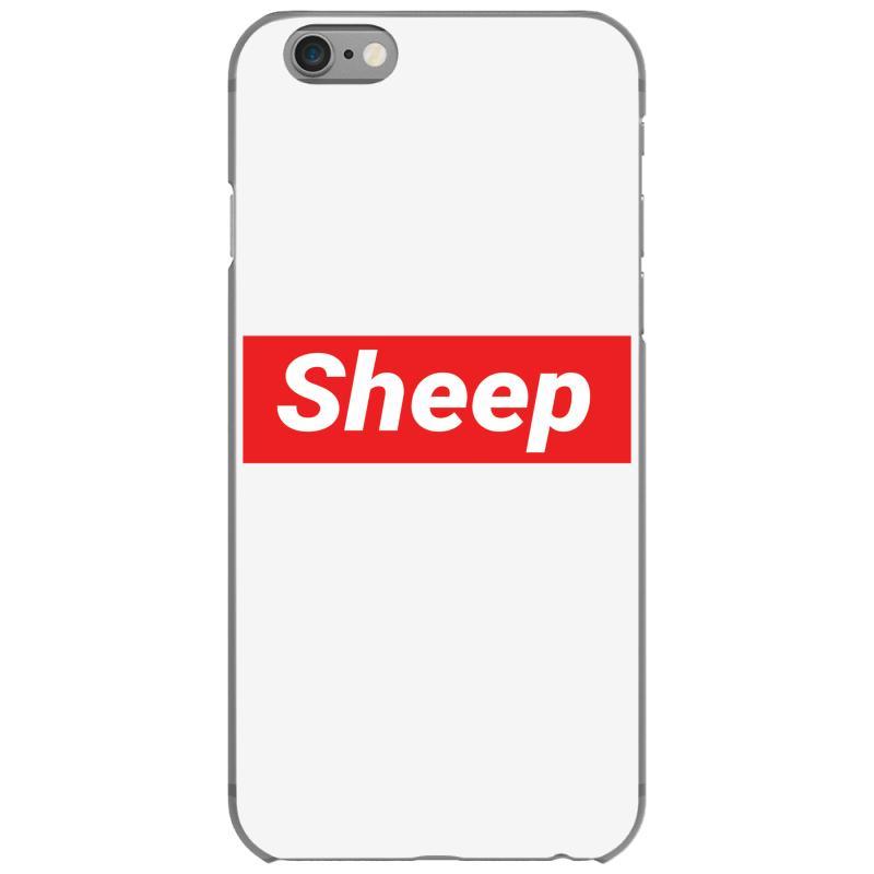 Sheep (idubbbz Merch) Supreme Iphone 6/6s Case | Artistshot
