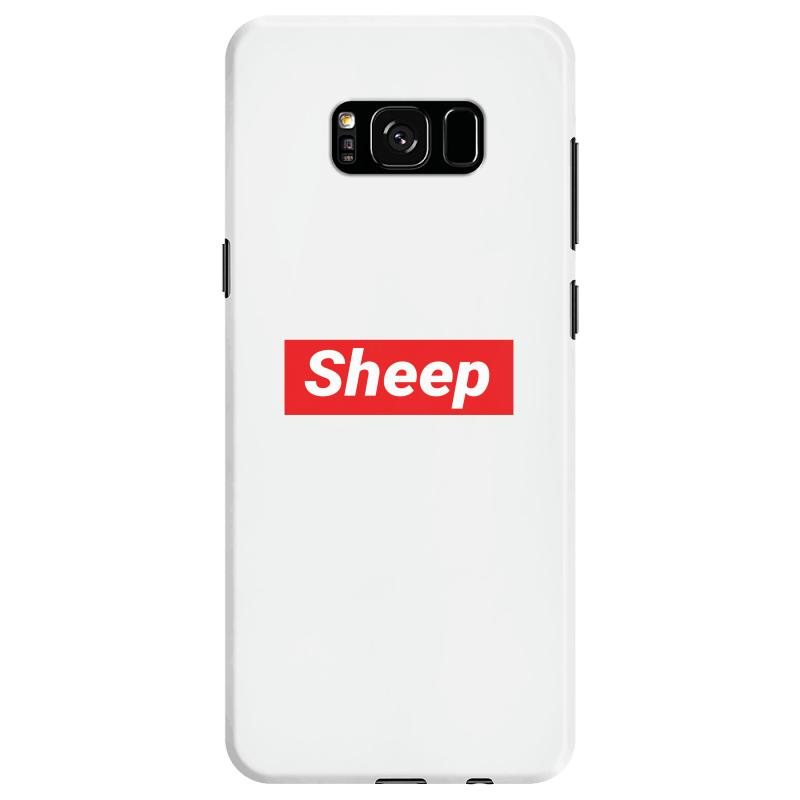 Sheep (idubbbz Merch) Supreme Samsung Galaxy S8 Case | Artistshot