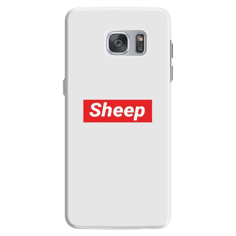 Sheep (idubbbz Merch) Supreme Samsung Galaxy S7 Case | Artistshot