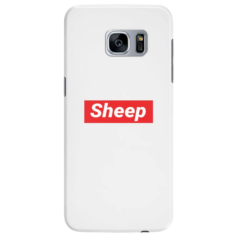 Sheep (idubbbz Merch) Supreme Samsung Galaxy S7 Edge Case | Artistshot