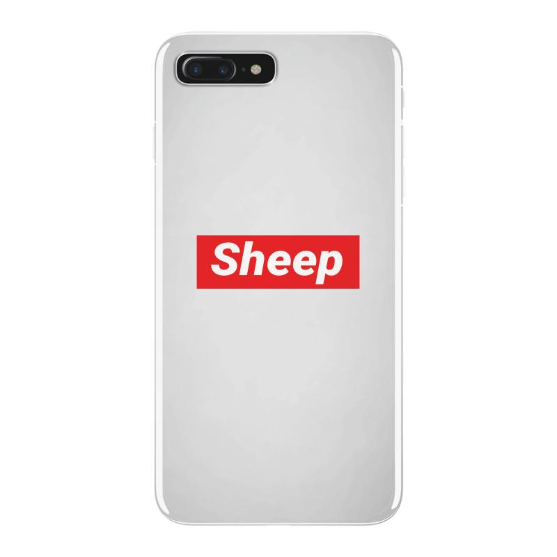 Sheep (idubbbz Merch) Supreme Iphone 7 Plus Case | Artistshot