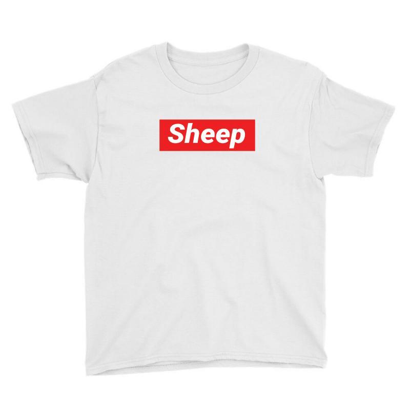 Sheep (idubbbz Merch) Supreme Youth Tee | Artistshot