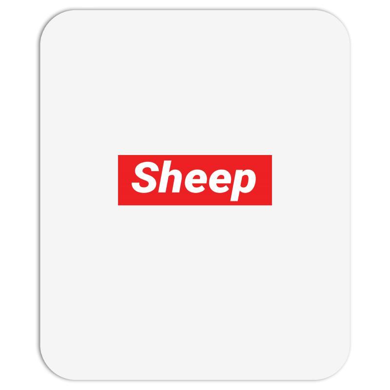 Sheep (idubbbz Merch) Supreme Mousepad | Artistshot