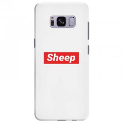 Sheep (iDubbbz Merch) Supreme Samsung Galaxy S8 Plus Case | Artistshot