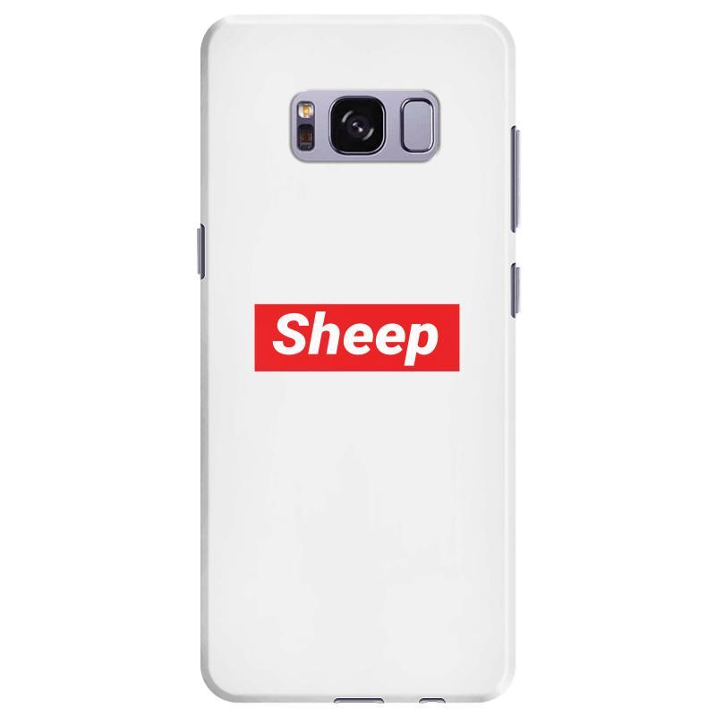Sheep (idubbbz Merch) Supreme Samsung Galaxy S8 Plus Case | Artistshot