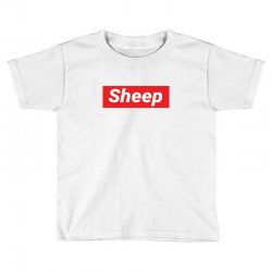 Sheep (iDubbbz Merch) Supreme Toddler T-shirt | Artistshot