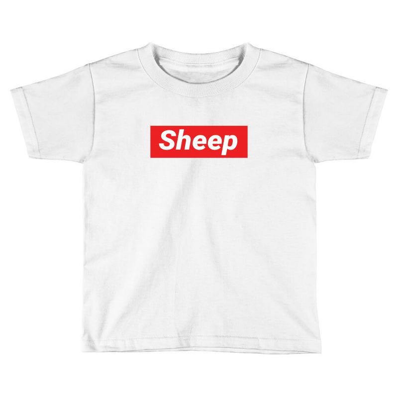 Sheep (idubbbz Merch) Supreme Toddler T-shirt | Artistshot