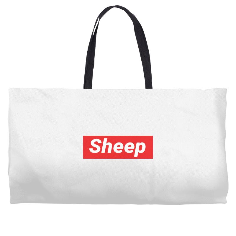 Sheep (idubbbz Merch) Supreme Weekender Totes | Artistshot