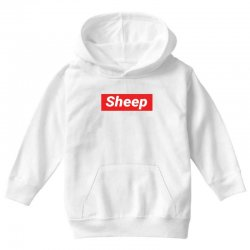 Sheep (iDubbbz Merch) Supreme Youth Hoodie | Artistshot