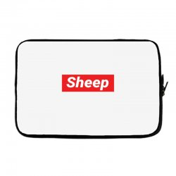 Sheep (iDubbbz Merch) Supreme Laptop sleeve | Artistshot