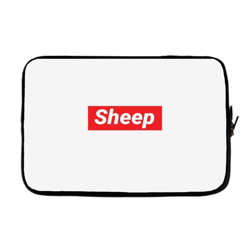 Sheep (idubbbz Merch) Supreme Laptop Sleeve | Artistshot