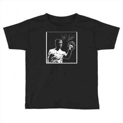 Liam Gallagher Toddler T-shirt Designed By Budi