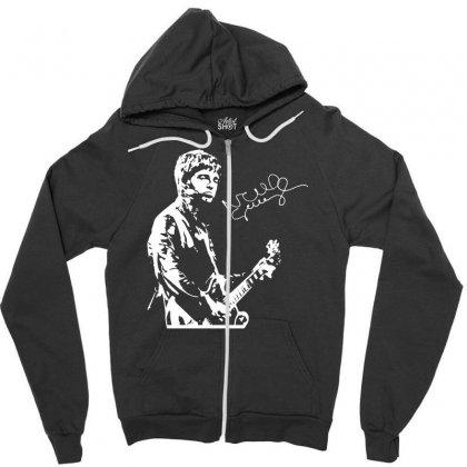 Noel Gallagher Zipper Hoodie