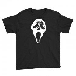 scream mask halloween Youth Tee | Artistshot