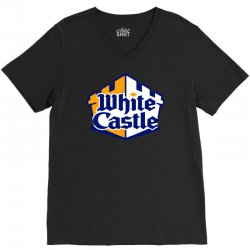 walter white castle V-Neck Tee | Artistshot