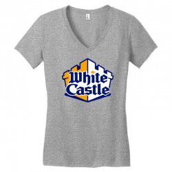 walter white castle Women's V-Neck T-Shirt | Artistshot