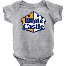 walter white castle Baby Bodysuit | Artistshot