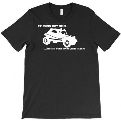 Buggy Wie Aus Dem Film Zwei Wie Pech T-shirt Designed By Budi