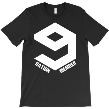 Nation Member T-shirt Designed By Budi