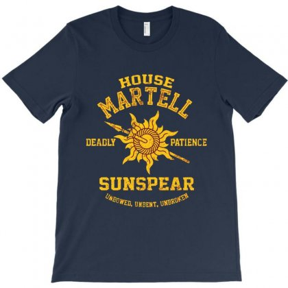 House Martell Sunspear T-shirt Designed By Amico