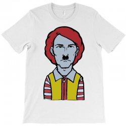 limited edition seven star bangkok hitler mcdonalds parody T-Shirt   Artistshot