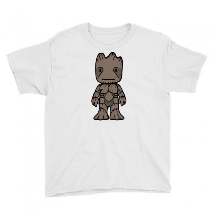 Friendly Tree Youth Tee Designed By Budi