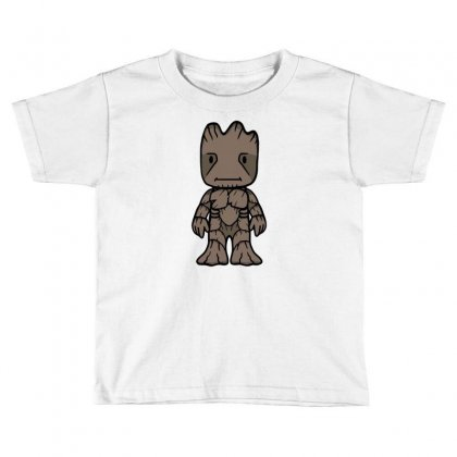 Friendly Tree Toddler T-shirt Designed By Budi