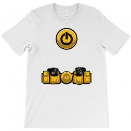 Geek Utility Belt T-shirt Designed By Budi